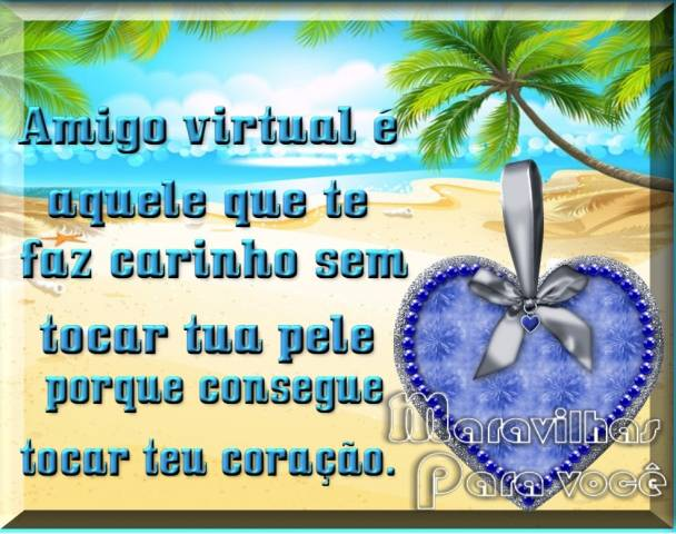 Amigo virtual xxs / Frases