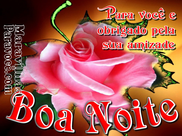 Flores E Frases Boa Noite: Boa-NOITE-XCZ