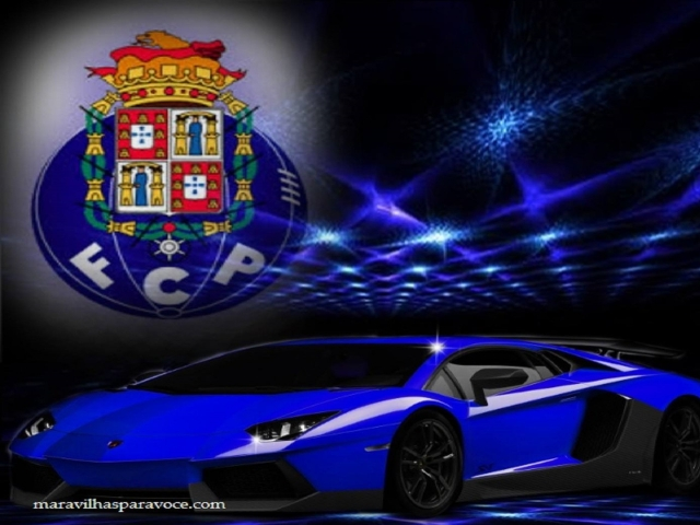 Carro do FC Porto / Desporto